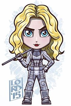 #theWhiteCanary!! Welcome Back Sara!!! #Arrow #SaraLance #WhiteCanary #LegendsofTomorrow #Lordmesaart