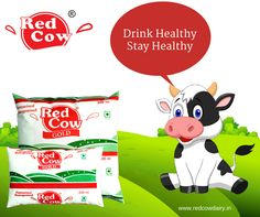Drink Healthy & Stay Healthy with Red Cow Dairy