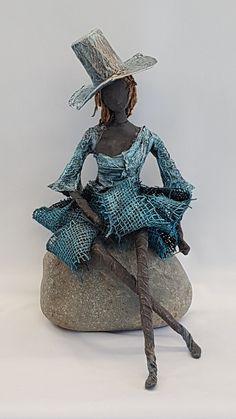Click to Close Paper Mache Sculpture, Sculpture Art, Aluminum Can Crafts, Newspaper Crafts, Paper Embroidery, Wow Art, Polymer Clay Crafts, Henri Matisse, Hobbies And Crafts