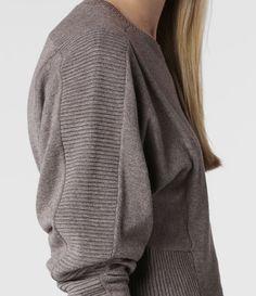 Grey-Brown Tide Jumper | Sweater