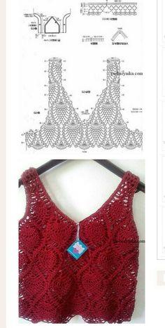 Fabulous Crochet a Little Black Crochet Dress Ideas. Georgeous Crochet a Little Black Crochet Dress Ideas. Débardeurs Au Crochet, Top Crop Tejido En Crochet, Crochet Hood, Pull Crochet, Gilet Crochet, Crochet Motifs, Crochet Woman, Crochet Cardigan, Crochet Bikini