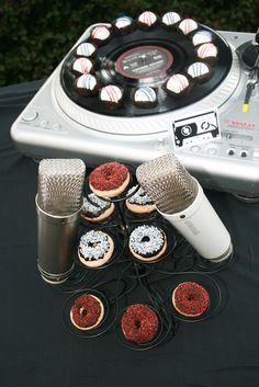 Adult DJ/Music theme Birthday Birthday Party Ideas   Photo 5 of 9   Catch My Party
