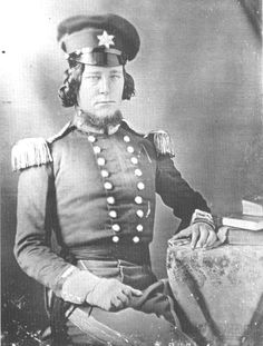 Second Lieutenant Bezaleel Wells Armstrong, Second U. Dragoons, graduated from West Point in This daguerreotype shows the informal . Mexican American War, American Civil War, American History, Early American, Us History, Women In History, Modern History, Ancient History, Us Army Uniforms