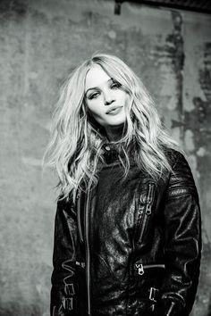 Camilla Christensen for G-Star Raw fall-winter 2015 campaign by Ellen Von Unwerth