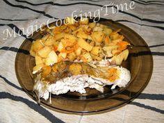 Magic Cooking Time | Blog o gotowaniu: Karp w ziołach