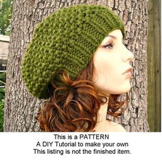 Instant+Download+Knitting+Pattern++Knit+Hat+Knitting+by+pixiebell,+$5.00