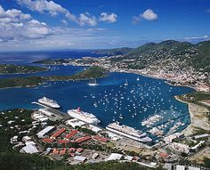 St. Thomas, USVI. I love this island. So beautiful.