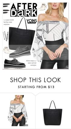 """""""Yoins"""" by janee-oss ❤ liked on Polyvore featuring BOBBY"""