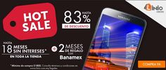 Hot Sale 2015 en Linio Promociones Banamex, Banorte, PayPal y American Express