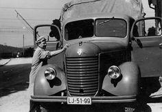 kamion tam - 1950-tih