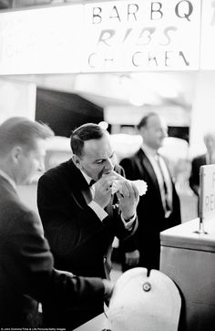 Frank Sinatra and the Rat Pack party with everyone from Marilyn Monroe and James Dean toMuhammad Ali and President Kennedy in never-before-seen photos