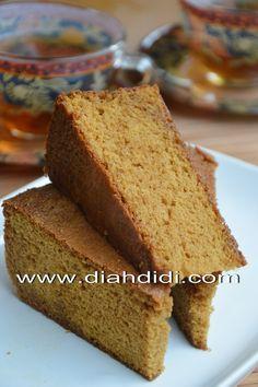 Diah Didi's Kitchen: Bolu Gula Aren