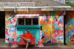 Sea Circus Cafe Review