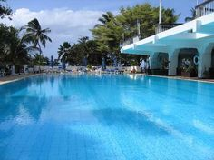 Enjoy swimming in Mombasa.. Book your hotel by logging on to Jovago.com
