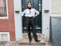 Irina Lakicevic: Dentist, Creative, Street Style Star, Refugee – Work Work Work