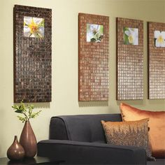 Make your own unique wall art with some PG Bison SupaWood and mosaic tile sheets available from your local Builders Warehouse. You can have ...