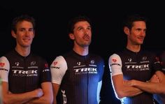 Trek Factory team launch in Roubaix 2014