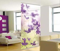 Decorative Sotto Hanging Room Divider