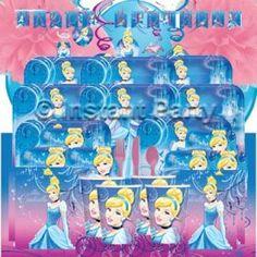 Cinderella Prestige Party Pack