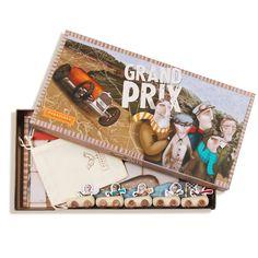 Grand Prix – Brettspiel ♥ LoveMag #6 von formradar auf DaWanda.com