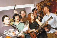Visit www.listenersbooth.com for a review on The New Pornographers latest release: Brill Bruisers