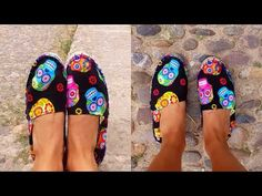 DIY ESPADRILLES - YES YOU CAN! MEXICO MUY NICE AROUND THE WORLD IN 80 ESPADRILLES EP 1 - YouTube