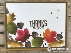 """OCTOBER PAPER PUMPKIN The October 2016 Paper Pumpkin kit is called """"Season of Gratitude"""", and it's a super cool shaker card kit right out of the box."""