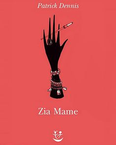 #ZiaMame - #PatrickDennis Good mood is assured!