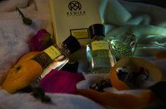 CRYSTAL RAIN ... eau de parfum ... 50 ml www.renierperfumes.com