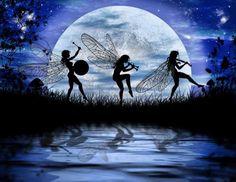 Moon Energy (Sapphire Moon)