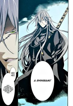 Read Kuroshitsuji Chapter 60 : That Butler, Unrest - In the Victorian ages of London The Earl of the Phantomhive house, Ciel Phantomhive, needs to get his revenge on those who had humiliated him and destroyed what he loved. Black Butler Undertaker, Black Butler Manga, Manhwa, Otaku, Black Butler Characters, Ciel Phantomhive, Shinigami, Free Manga, Manga To Read