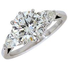 2.37 Carat GIA Diamond Ring