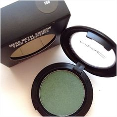 """Mac EGO Eyeshadow Authentic! This is a limited Edition from mega metal collection - New In Box -Large eyeshadow -❤️️Bundle & Save 15%❤️Please use the """"OFFER BUTTON"""" for offers. MAC Cosmetics Makeup Eyeshadow"""