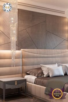 Modern Luxury Bedroom, Luxury Bedroom Design, Room Design Bedroom, Luxurious Bedrooms, Master Bedroom Furniture Design, Home Interior Design, Bedroom Interiors, Simple Bedroom Design, Bedroom False Ceiling Design