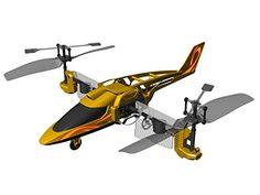 Silverlit Heli Twister ferngesteuert 3-Kanal Helikopter mit Fernbedienung Flugzeug 180° Stunt Rückenflug Senkrechrflug Normalflug um sich selbst drehend Seitwärts fliegen Kopfnicken Automatische Stabilitäts Präzisionsgeschwindigkeit Vorprogrammierte Stunts in verschiedenen Farben (gelb) Bavaria Home Style Collection http://www.amazon.de/dp/B00NSX92OG/ref=cm_sw_r_pi_dp_u5cEub073D78X