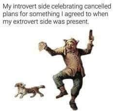 Ekstrovert pige dating introvert fyr
