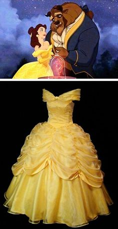 Princess Belle Wedding Dresses Beautiful Beauty and the Beast Belle Classic Yellow Gown Princesses Disney Belle, Disney Princess Dresses, Disney Dresses, Disney Outfits, Girls Dresses, Disney Princess Costumes, Disney Princess Belle, Belle Wedding Dresses, Belle Dress
