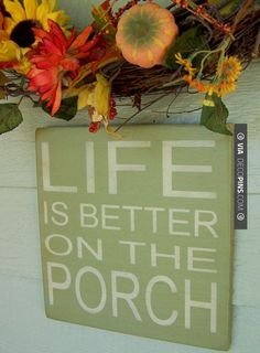 Awesome! - ...   CHECK OUT MORE PORCH AND SCREEN DOOR IDEAS AT DECOPINS.COM   #porch #porches #screendoor #screendoors #outside #exterior #homedecor #porching