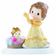 "Precious Moments Disney ""Dressed For A Happily Ever After"" Figurine"