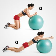 6 Trainers' Favorite Workout Moves for Stronger, Flatter Abs  http://www.womenshealthmag.com/fitness/trainers-favorite-ab-workouts