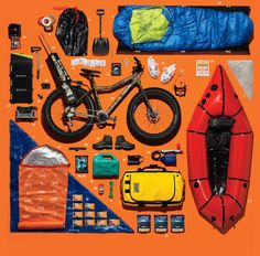 The 35-Piece Ultimate Survival Kit  Prepare yourself for the worst with the smartest survival tools around.