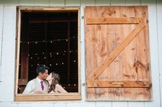 A classic country chic wedding