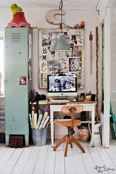 Min allra bästa Johanna bjuder på sig själv, och framförallt på sitt finfina hem, i senaste Hus&Hem nr 3 - 2014. Jag gillar verkligen att ...