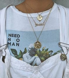 You love elegant and stylish necklaces? 1 online shop for women& accessories! We have inexpensive and elegant accessories. Look Fashion, 90s Fashion, Fashion Beauty, Womens Fashion, Street Fashion, Fashion Tips, Looks Style, Style Me, Girl Style