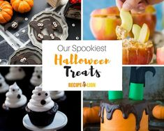 302 Best Recipes For Halloween Images Holiday Recipes Halloween