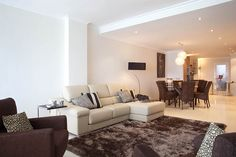 Living Room designed by Knox Design in Apartment Portixol