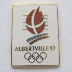 Pin's Jeux Olympiques d'Albertville 1992   Toute une génération