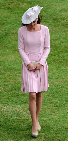 Kate Middleton - Quite the style she purports.
