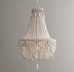 Anselme Chandelier I RH Baby and Child