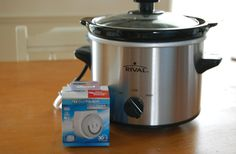 DIY programmable slow cooker for just $4 - great for cooking oatmeal overnight!